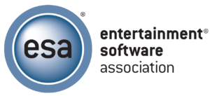 (ESA) Entertainment Software Association logo