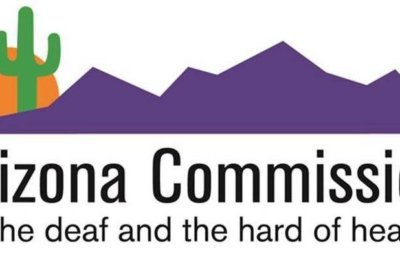 (logo) Arizona Commission for the Deaf and Hard of Hearing