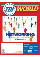 Vol. 40 Issue 4 (2009) Networking Towards an Accessible Life