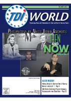 Vol. 47 Issue 1 (2016) Deaf Video Anchors Then & Now