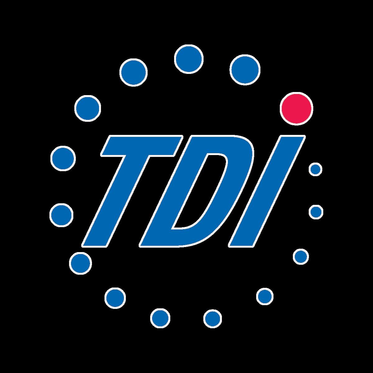 TDI Logo blue