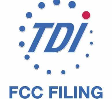 TDI FCC Filing