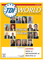 Vol. 50 issue 3 (2019) Meet TDI Team