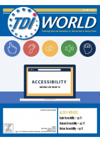 Vol. 51 Issue 1 (2020) Accessible Industry