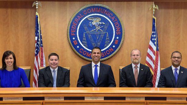 FCC Commissioners 2019