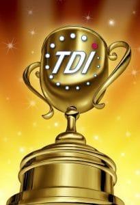 TDI award (gold cup)