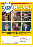Vol. 51 Issue 3 (2020) 2020 TDI Scholarship Recipients