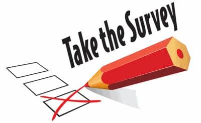 Survey clipcart